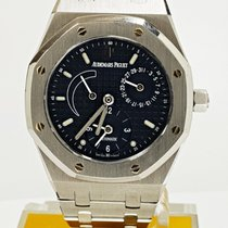Audemars Piguet Royal Oak Dual Time tweedehands 36mm Staal