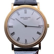 Patek Philippe Calatrava pre-owned 32mm Yellow gold