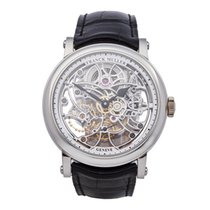 Franck Muller 42mm Manual winding 2018 new Silver