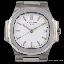 Patek Philippe 3800 Steel 1995 Nautilus 37mm pre-owned United States of America, New York, New York
