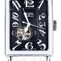 Gevril 43mm Automatic pre-owned Black