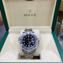 Rolex GMT-Master II yeni 40mm Çelik