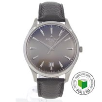 Zenith Steel 40.5mm Automatic 03.2020.670/22.C498 pre-owned