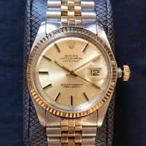 Rolex 1601 1975 Datejust 36mm pre-owned United States of America, New York, Brooklyn