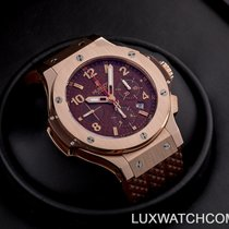 Hublot Big Bang 44 mm Rose gold 44mm Brown