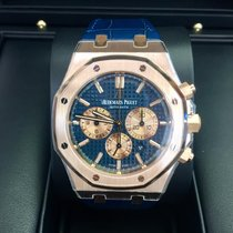Audemars Piguet Rose gold 41mm Automatic 26331OR.OO.D315CR.01 new