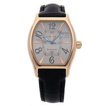 Ulysse Nardin Rose gold 37mm Automatic 236-48 pre-owned