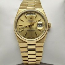 Rolex Day-Date Oysterquartz 19018 1980 rabljen