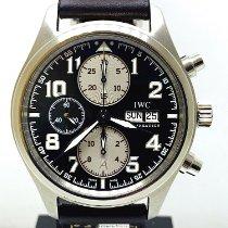 IWC Pilot Chronograph Steel