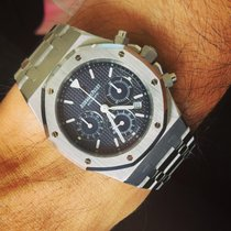 Audemars Piguet 25860ST Aço Royal Oak Chronograph 39mm usado