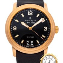 Blancpain 40mm Automatic 2850B-3630A-64B pre-owned