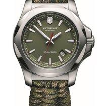 Victorinox Swiss Army I.N.O.X. Stal 43mm Zielony