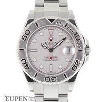 Rolex Yacht-Master neu 2003 Automatik Uhr mit Original-Box und Original-Papieren 168622 NOS