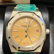 Audemars Piguet Royal Oak Jumbo new 2019 Automatic Watch with original box and original papers 15202BC