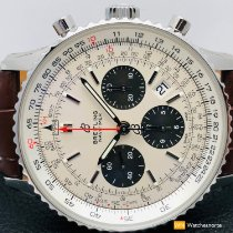 Breitling Navitimer 1 B01 Chronograph 43 Acero 43mm Plata Sin cifras España, Torrelavega