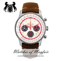 Breitling Navitimer 1 B01 Chronograph 43 new Automatic Watch with original box and original papers AB01219A1G1X1