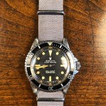 Rolex Submariner (No Date) Stahl 40mm Braun Keine Ziffern Schweiz, Neuhausen am Rheinfall