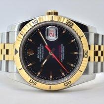 Rolex 116261 Gold/Stahl 2005 Datejust Turn-O-Graph 36mm gebraucht Deutschland, Iffezheim