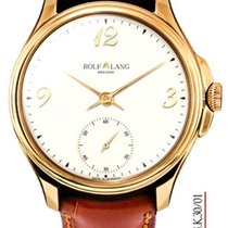 Rolf Lang 41/42mm Manual winding 2014 new Champagne