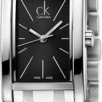 ck Calvin Klein Acél K4P23141 új