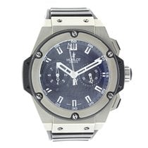 Hublot 715.ZX.1127.RX King Power 48mm pre-owned United States of America, New York, Greenvale