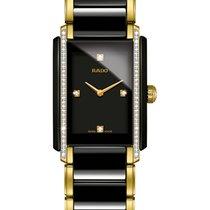 Rado Ladies R20221712 Integral Ceramic Diamonds Watch