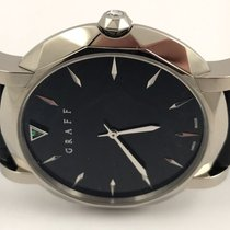 Graf White gold 43mm Automatic GW4127 new