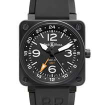 Bell & Ross Instruments Br 01-93 Gmt 24h