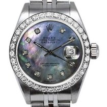 Rolex Datejust (Submodel) pre-owned 26mm Steel
