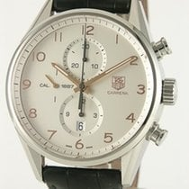 TAG Heuer Carrera Calibre 1887 pre-owned 43mm Steel