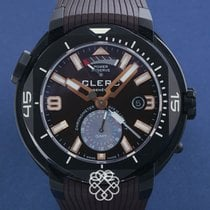 Clerc Hydroscaph GMT Steel