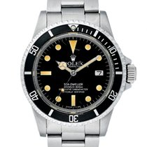 "Rolex , ""GREAT WHITE"" SEA-DWELLER, REF. 1665"