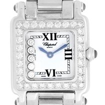 Σοπάρ (Chopard) Happy Sport Ladies 5 Floating Diamonds 18k...