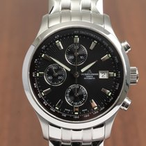 Jacques Lemans Geneve Automatic Chronograph 7750 steel...