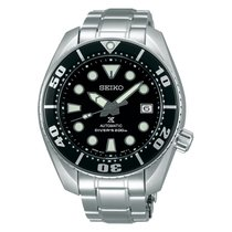Seiko SBDC031 Steel 2018 Prospex 45,00mm new