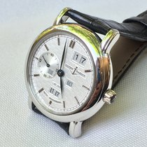 Ulysse Nardin pre-owned Automatic 38.5mm White Sapphire Glass