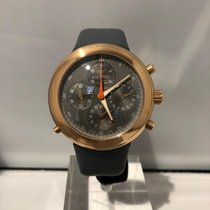 Ikepod Rose gold Automatic Hemipode pre-owned