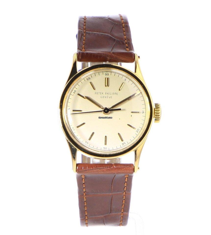 abc4223c87d Montres Patek Philippe - Afficher le prix des montres Patek Philippe sur  Chrono24