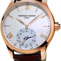 Frederique Constant Horological Smartwatch FC-285V5B4 New Quartz