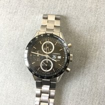 TAG Heuer CV2010 Steel Carrera Calibre 16 41mm
