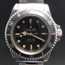 Rolex Submariner (No Date) Ocel