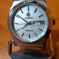 Rado 35mm Automatic pre-owned Silver