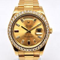 Rolex Day-Date II Oro amarillo 41mm España, Marbella