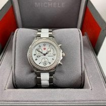 Michele Staal 39mm Quartz MWW12E000001 tweedehands