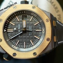 Audemars Piguet Royal Oak Offshore Diver nuevo 42mm Oro rosado
