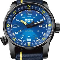 Traser Steel 46mm Automatic 107719 new