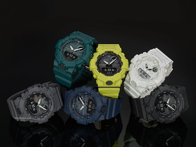 d56ae05e499a Casio Watch GBA-800-1AJF en venta por 268 € por parte de un Trusted Seller  de Chrono24