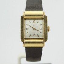 Patek Philippe Vintage Yellow gold 26mm Silver United States of America, Illinois, BUFFALO GROVE