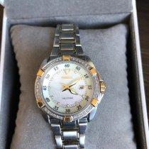 Seiko Dameshorloge 35mm Quartz tweedehands Horloge met originele doos 2005