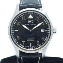 IWC Pilot Mark usados 38mm Negro Cuero